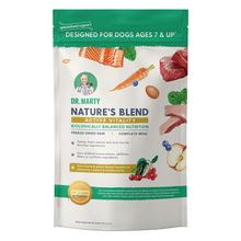 Dr. Marty's Nature's Blend Active Vitality for Seniors Freeze Dried Dog Food