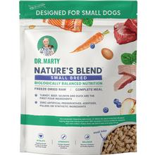 Dr. Marty's Nature's Blend Freeze-Dried Small Breed Dog Food