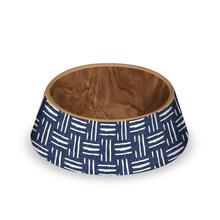 Indigo Oasis Pet Bowl by TarHong