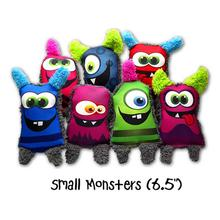 Duraplush Monsters Dog Toys by Cycle Dog - Assorted Colors