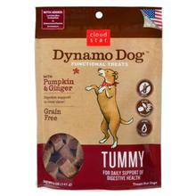 Cloud Star Dynamo Dog Tummy Dog Treats - Pumpkin and Ginger