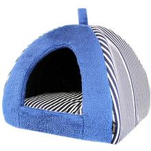 Parisian Pet Ahoy Striped Dog Cove - Blue