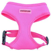 Parisian Pet Mesh Freedom Dog Harness - Neon Pink