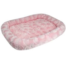 Parisian Pet Sweetheart Dog Crate Mat - Pink