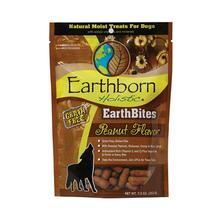 Earthborn Holistic Grain-Free EarthBites Moist Dog Treats - Peanut