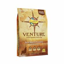 Earthborn Holistic Venture Dog Food - Duck & Pumpkin