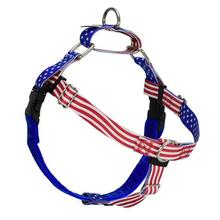 EarthStyle Freedom No-Pull Dog Harness - Star Spangled