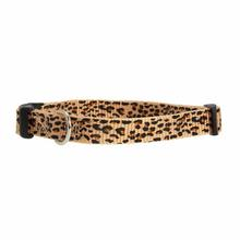 East Side Collection Animal Print Dog Collar - Cheetah