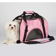 East Side Collection On the Go Pet Carrier - Pink