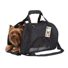 East Side Collection On the Go Pet Carrier - Black