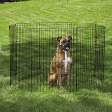 Easy Ex Pet Pen - Black