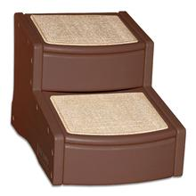 Pet Gear Easy Step Pet Stairs - Chocolate
