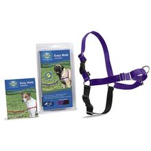 Easy Walk Nylon Harness by PetSafe - Deep Purple/Black