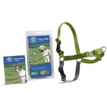 Easy Walk Nylon Harness by PetSafe - Green Apple/Gray