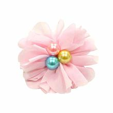 EasyBOW Easter Flower Dog and Cat Collar Attachment by Dogo - Pink