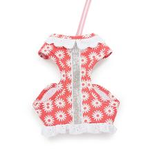 EasyGO Flower Bling Dog Harness by Dogo - Pink