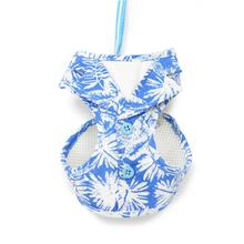 EasyGo Hawaii Dog Harness by Dogo - Blue