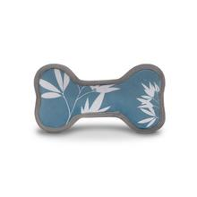 ECO P.L.A.Y. Bone Dog Toy - Bamboo Blue