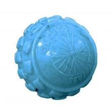 Ecolast High Roller Ball Dog Toy by Cycle Dog - Blue