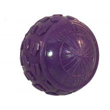 Ecolast High Roller Ball Dog Toy by Cycle Dog - Purple