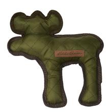 Eddie Bauer Moose Dog Toy - Sprig Green