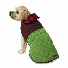 Eddie Bauer Quilted Barn Dog Jacket - Sprig Green