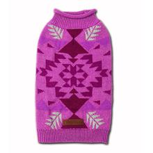Eddie Bauer Wapato Dog Sweater - Dusty Purple Heather