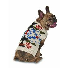 Eddie Bauer Wapato Dog Sweater - Oatmeal Heather
