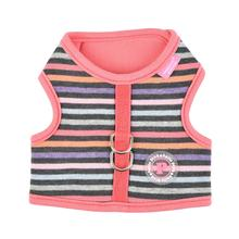 Effie Pinka Dog Harness Vest by Pinkaholic - Indian Pink