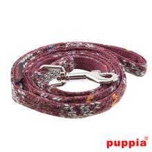 Eldric Dog Leash by Puppia - Wine