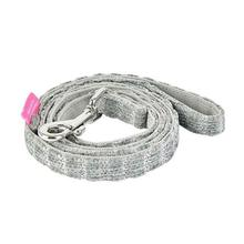 Elicia Dog Leash by Pinkaholic - Grey