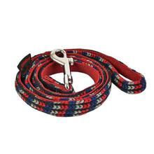 Elliott Dog Leash by Puppia - Wine
