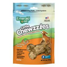 Emerald Pet Little Chewzzies Dog Treat - Turducky