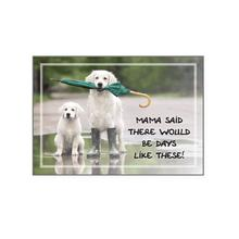 Encouragement Greeting Card by Dog Speak - Mama Said
