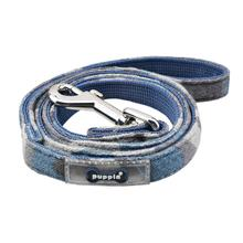 Ensign Camo Dog Leash by Puppia - Blue