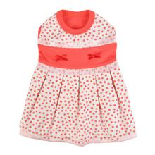 Karly Dog Dress by Pinkaholic - Coral