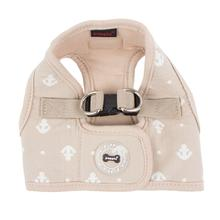 Ernest Dog Harness Vest by Puppia - Beige