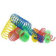 Ethical Colorful Springs Cat Toy