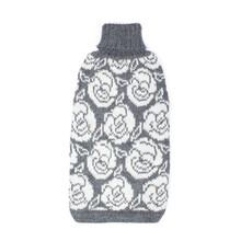 I Love Roses Alpaca Dog Sweater by Alqo Wasi