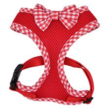 Evie Basic Style Cat Harness by Catspia - Red