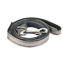 Evon Dog Leash by Puppia - Silver
