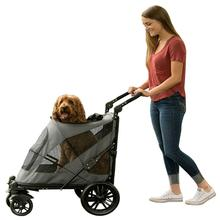 Excursion No-Zip Pet Stroller - Dark Platinum