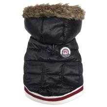 Expedition Parka Dog Coat - Black