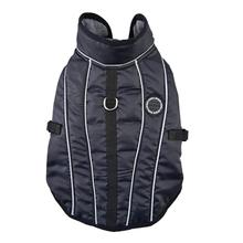 Expedition Quilted Vest By Puppia Life - Black