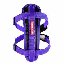 EzyDog Chest Plate Dog Harness - Purple