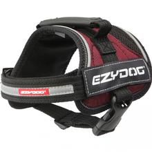 EzyDog Convert Dog Harness - Burgundy