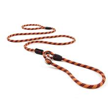 EzyDog Luca Slip Dog Leash - Orange