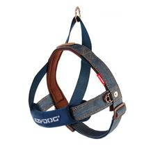 EzyDog Quick Fit Dog Harness - Denim