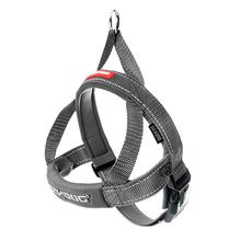 EzyDog Quick Fit Dog Harness - Gray