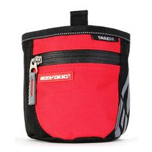 EzyDog SnakPak Dog Treat Bag - Red